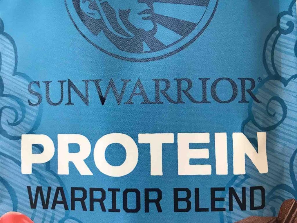 Warrior Blend Protein, Sachet von Sonnchen   Hochgeladen von: Sonnchen