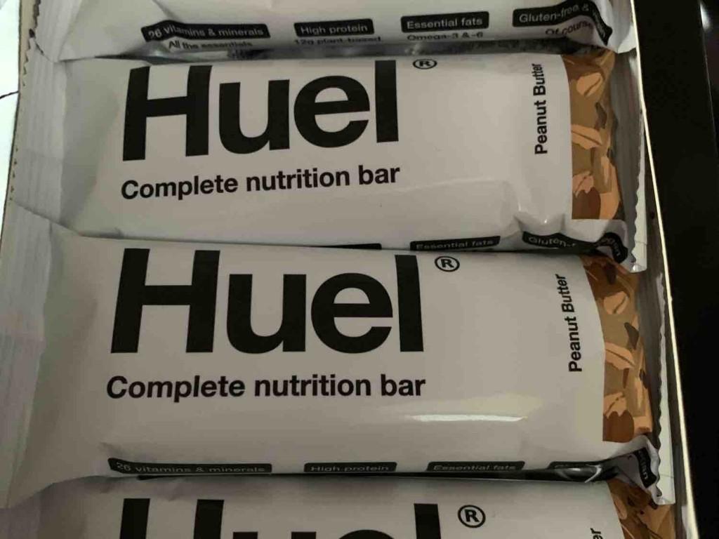 Huel Riegel Complete nutrution bar Erdnussbutter von demario91 | Hochgeladen von: demario91