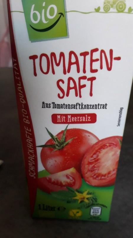 Tomatensaft Bio, aus Tomazensaftkonzentrat mit Meersalz von Wiedke | Hochgeladen von: Wiedke
