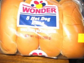 Hot Dog Buns, Enriched sliced Buns   Hochgeladen von: Ejk