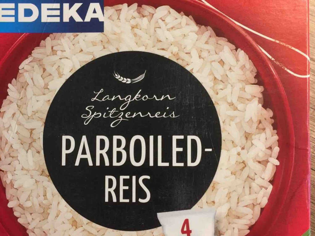 Langkorn Spitzenreis Parboiled, im Kochbeutel  von fusselbacke68 | Hochgeladen von: fusselbacke68