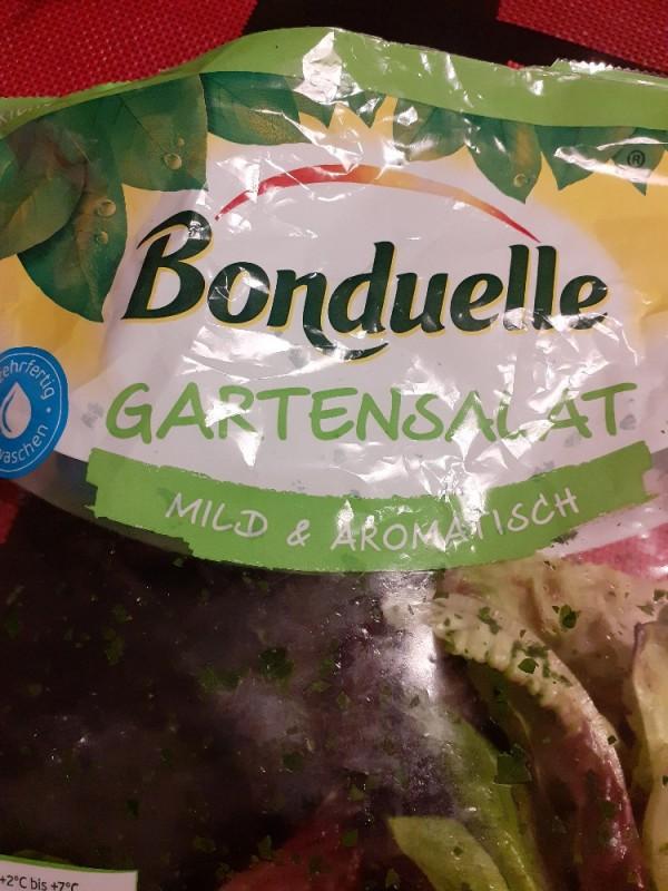 Bonduelle Gartensalat, Mild & Aromatisch von 64petra | Hochgeladen von: 64petra