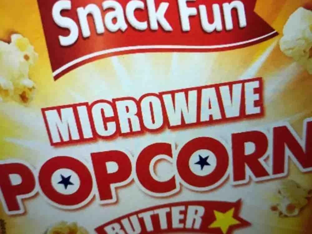 Microwave Popcorn , Butter Flavour von alinaxbianca   Hochgeladen von: alinaxbianca