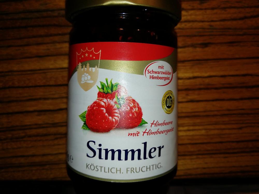 Marmelade , Himbeere von Aumann | Hochgeladen von: Aumann