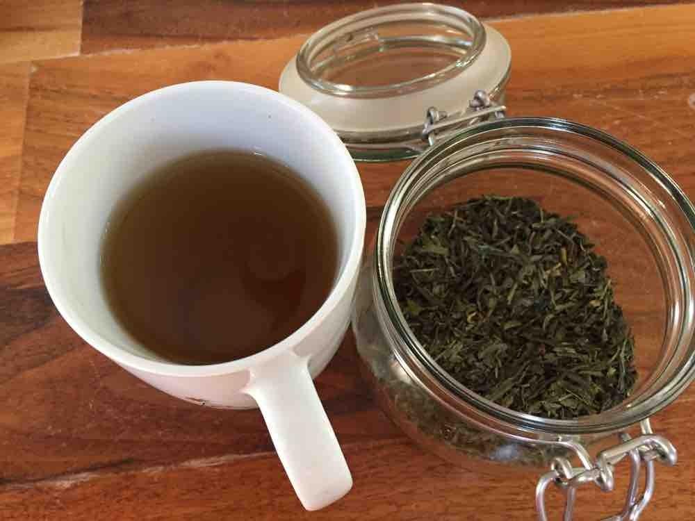 Grüner Tee Sencha, fein-herb von dafna   Hochgeladen von: dafna