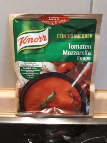 Tomaten Mozzarella Suppe von mebu99 | Hochgeladen von: mebu99