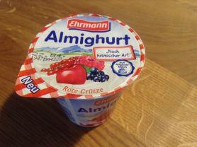 Almighurt Joghurt Rote Grütze, Rote Grütze   Hochgeladen von: swainn