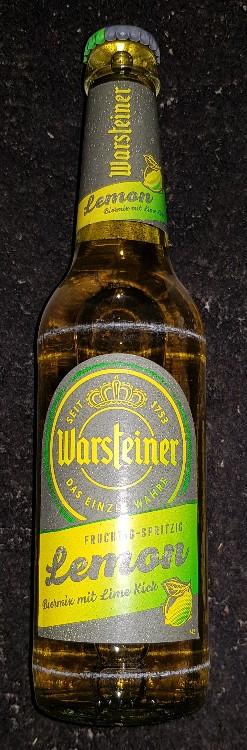 Warsteiner Premium Lemon von Jason9913 | Hochgeladen von: Jason9913
