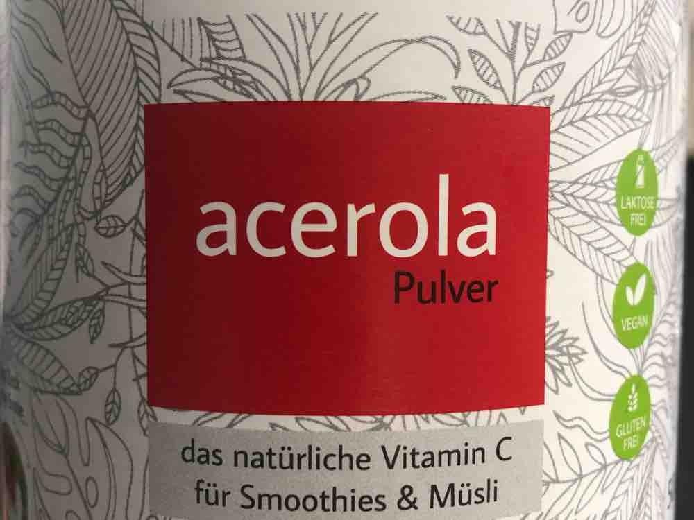 Acerola Pulver AMAZONAS von AKL11 | Hochgeladen von: AKL11