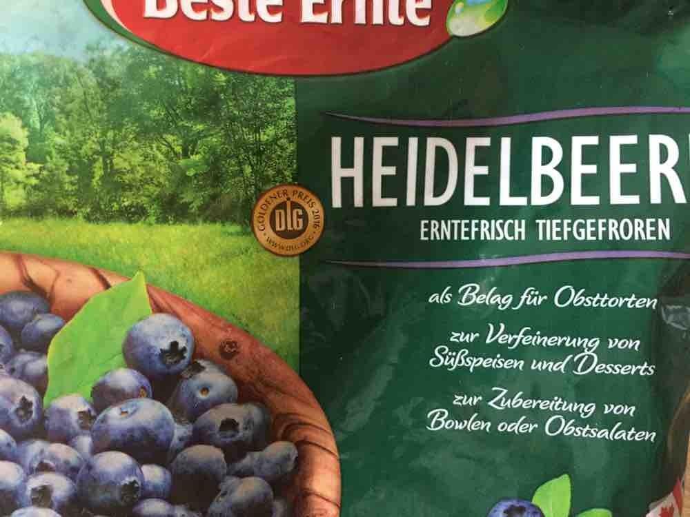 TK Heidelbeeren, erntefrisch tiefgefroren von jasminseifert134 | Hochgeladen von: jasminseifert134