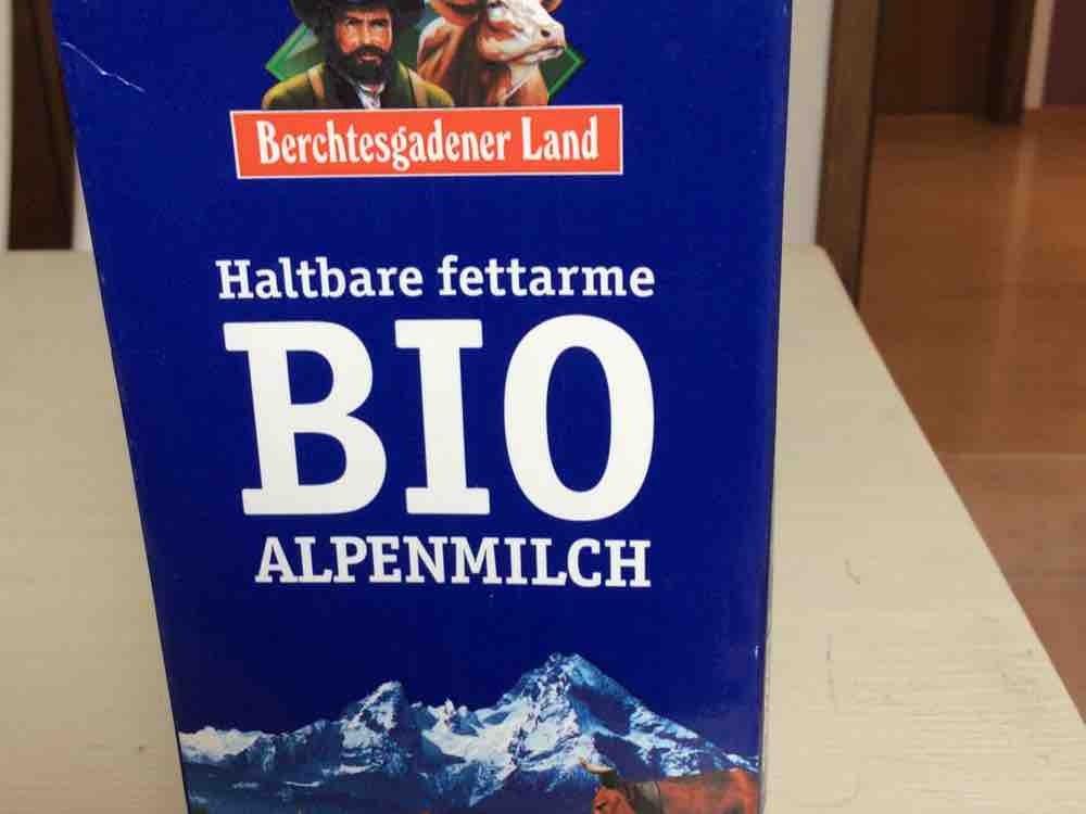 Berchtesgadener Bio Milch (Haltbare), 1,5% Fett von buxus777   Hochgeladen von: buxus777