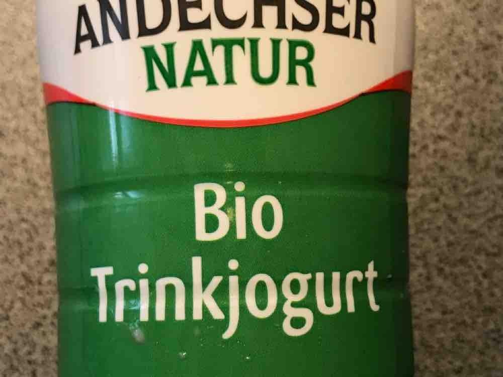 Bio Trinkjogurt Erdbeere von Pamina | Hochgeladen von: Pamina