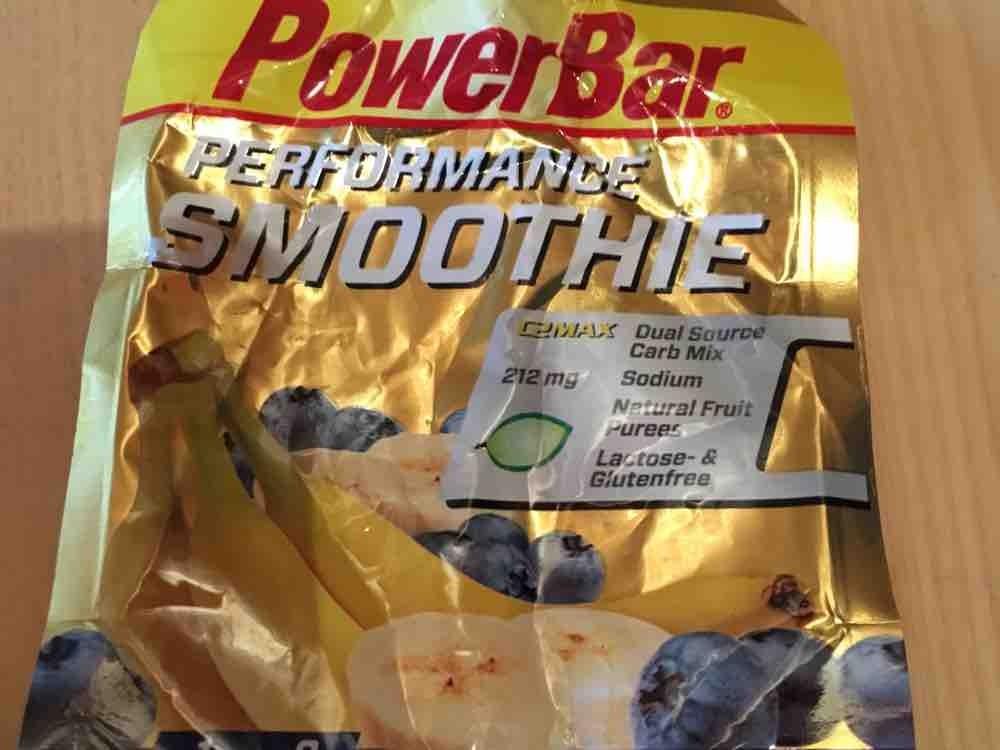 Performance smoothie , Banana Blueberry von ElevenPS | Hochgeladen von: ElevenPS