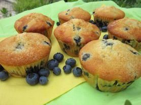 Heidelbeer-Joghurt-Muffins | Hochgeladen von: klimes