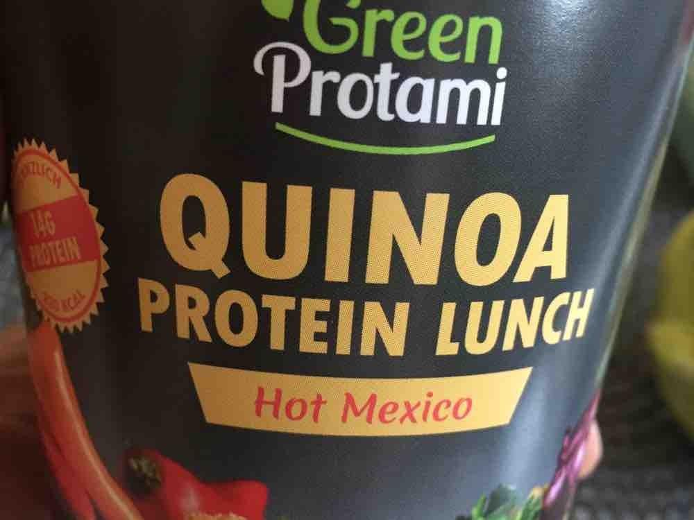 Protami Quinoa Protein Lunch, Hot Mexico von OlliEff77 | Hochgeladen von: OlliEff77