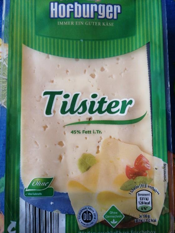 Tilsiter, in Scheiben, 45% Fett i.Tr. von Elektrifix1803 | Hochgeladen von: Elektrifix1803