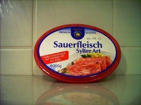 Sauerfleisch Sylter Art   Hochgeladen von: Brigitte23