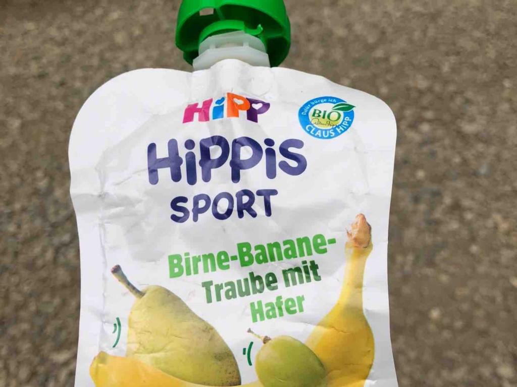 Hippis, Birne Banane Trauben Hafer  von relleom | Hochgeladen von: relleom