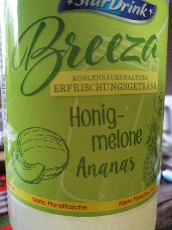 Breeza, Honigmelone-Ananas von Uwe AB   Hochgeladen von: Uwe AB