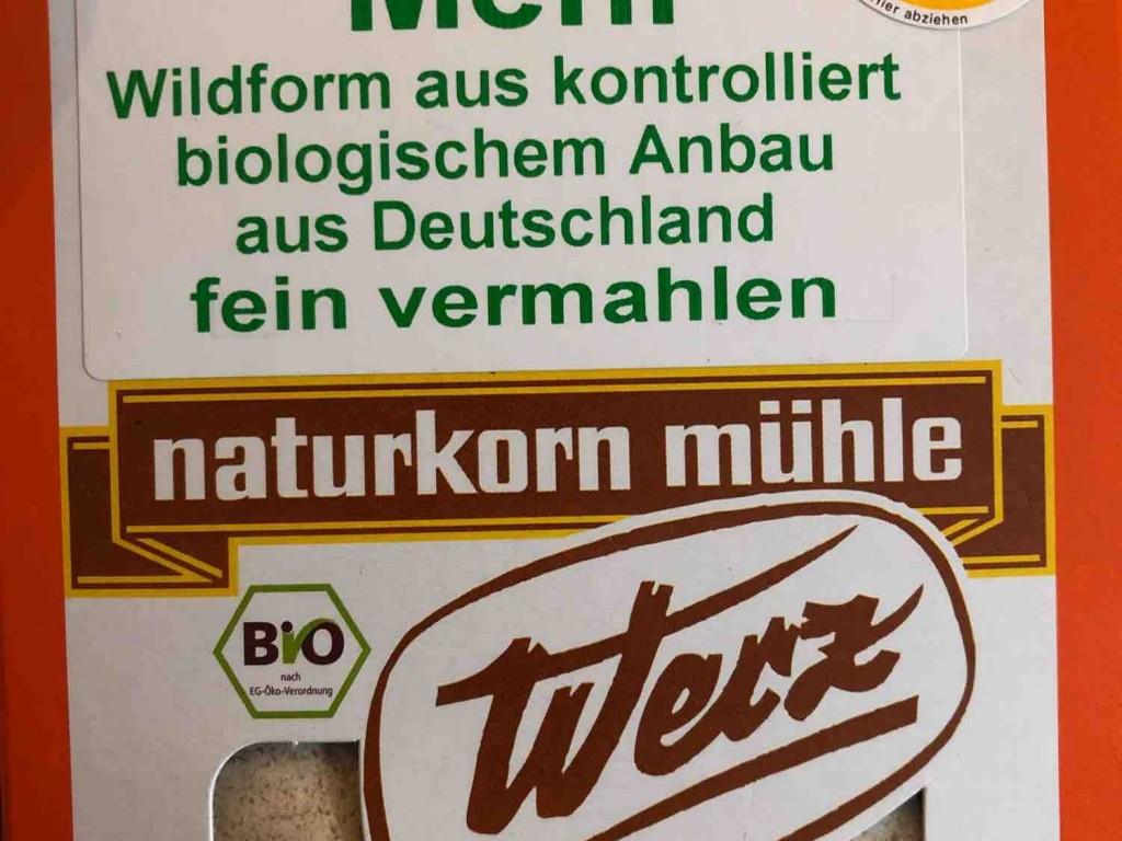 Braunhirse Mehl, Bio, glutenfrei von vivianluks   Hochgeladen von: vivianluks