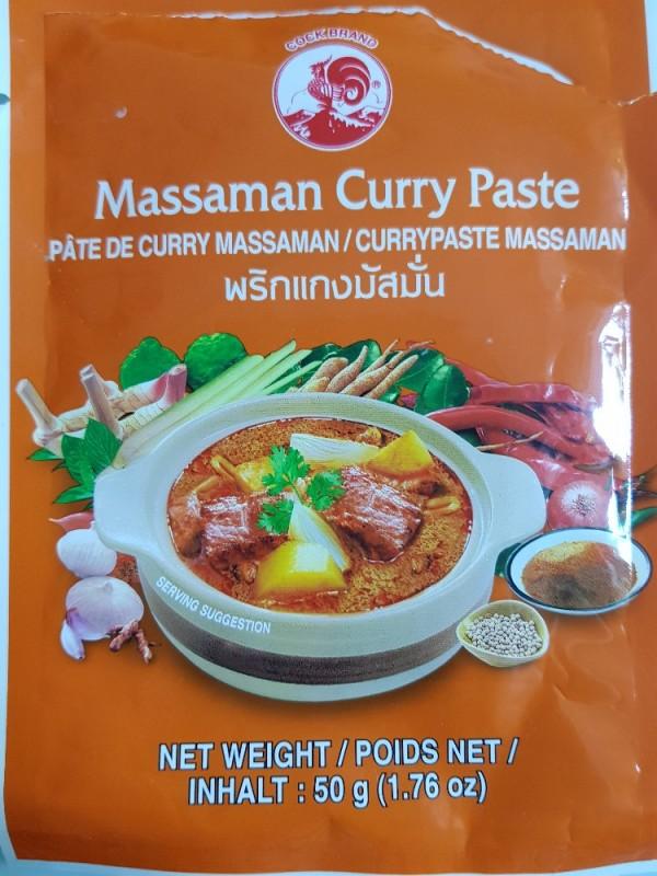 Massaman Curry Paste von oksanapollani954 | Hochgeladen von: oksanapollani954