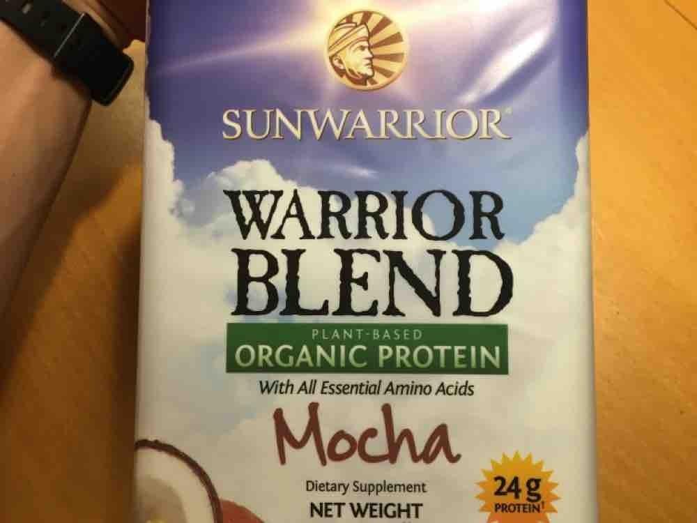 Warrior Blend Mokka, Protein von Garoo   Hochgeladen von: Garoo