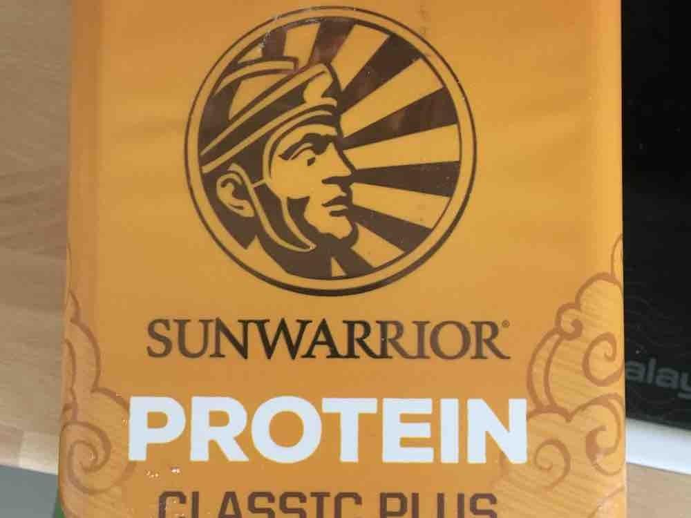 Sunwarrior Classic Protein, Vanilla von SCHNAPPOLINO   Hochgeladen von: SCHNAPPOLINO