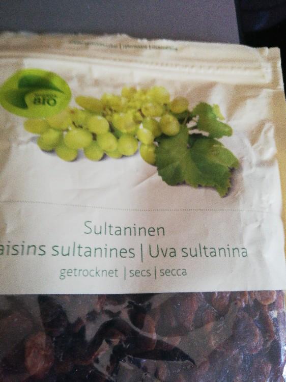 Sultaninen Bio Sun Queen, Sultaninen Bio Migros, Delica von Corli | Hochgeladen von: Corli