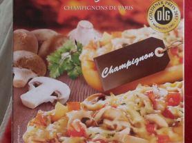 Pizza Baguette, Champignon   Hochgeladen von: Enomis62