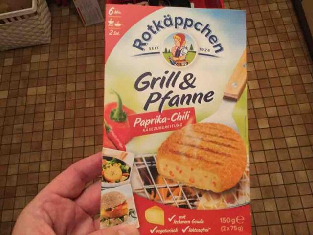 Rotkäppchen Grill und Pfanne von mickeywiese | Hochgeladen von: mickeywiese