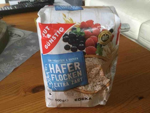 Haferflocken extrazart von beilesbear | Hochgeladen von: beilesbear