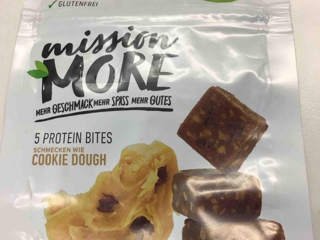 Protein Bites, Cookie dough von ThoddyBerlin | Hochgeladen von: ThoddyBerlin