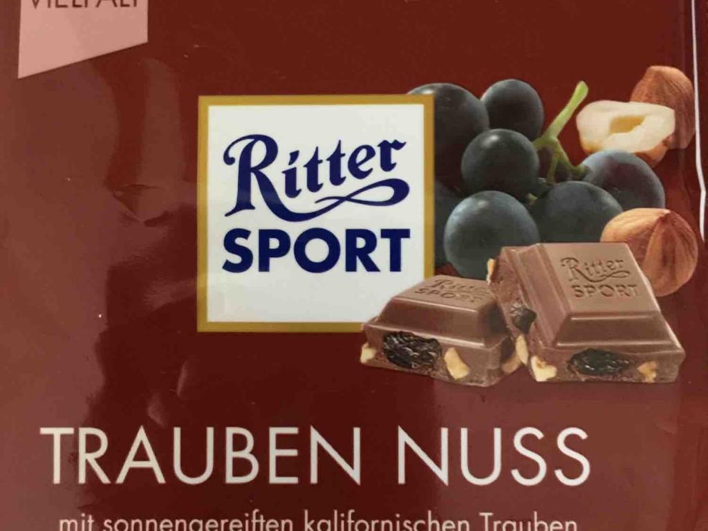 Rittersport, Traube Nuss von Isyone   Hochgeladen von: Isyone