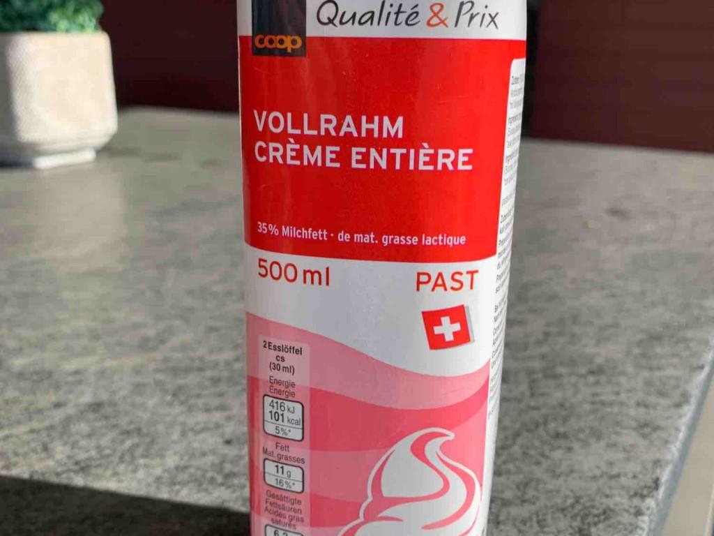 Vollrahm Bio 35% von anatop | Hochgeladen von: anatop