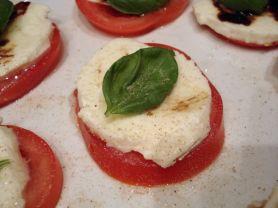 Mozarella mit Tomate | Hochgeladen von: tbohlmann