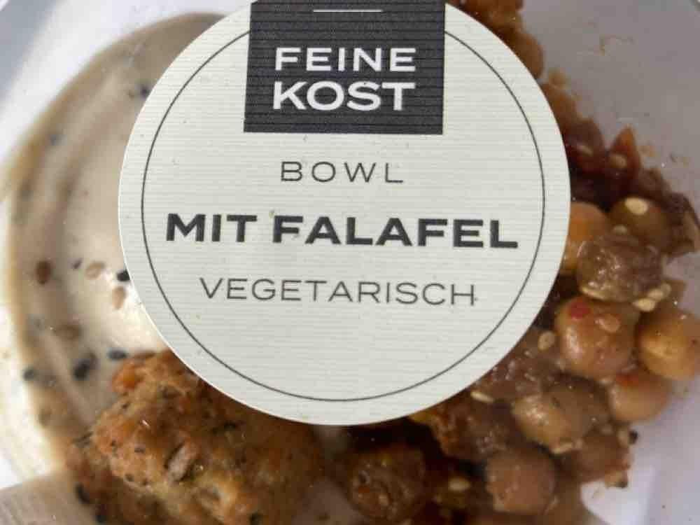 Bowl mit Falafel von Karin123   Hochgeladen von: Karin123