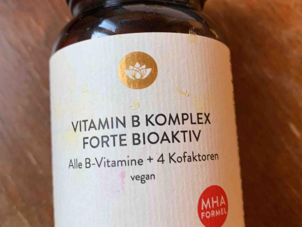 Vitamin B Komplex + 4 Kofaktoren von luiz   Hochgeladen von: luiz