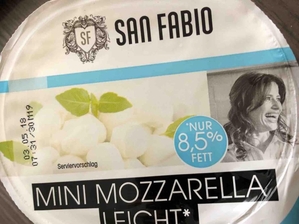 Mini Mozzarella light 8,5% von Maya2010 | Hochgeladen von: Maya2010