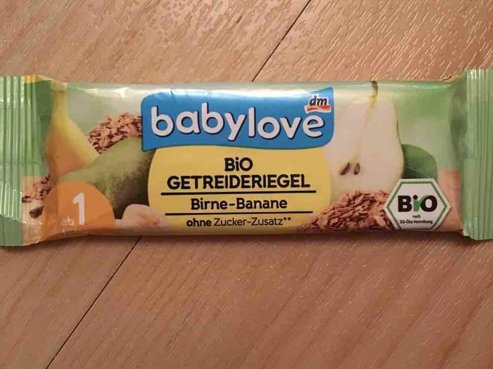 Bio Getreideriegel von alexandra.habermeier | Hochgeladen von: alexandra.habermeier