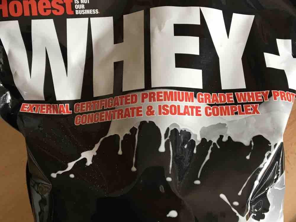 Whey Milchreis Zimt  von tentonhammer | Hochgeladen von: tentonhammer