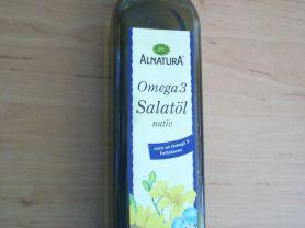 Salatöl, Omega 3, native   Hochgeladen von: Lupina1970