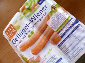 Geflügel-Wiener, mit Joghurt mild 5% Fett | Hochgeladen von: diekleineolga