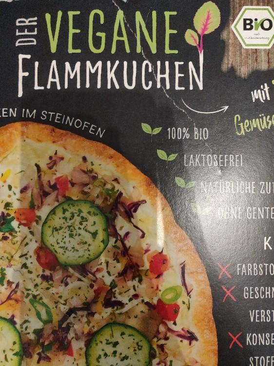 Flammkuchen, Vegan von shwow123 | Hochgeladen von: shwow123