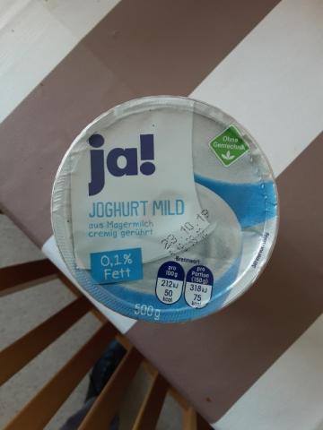 Joghurt mild 0,1% Fett, aus Magermilch von Querkopf | Hochgeladen von: Querkopf