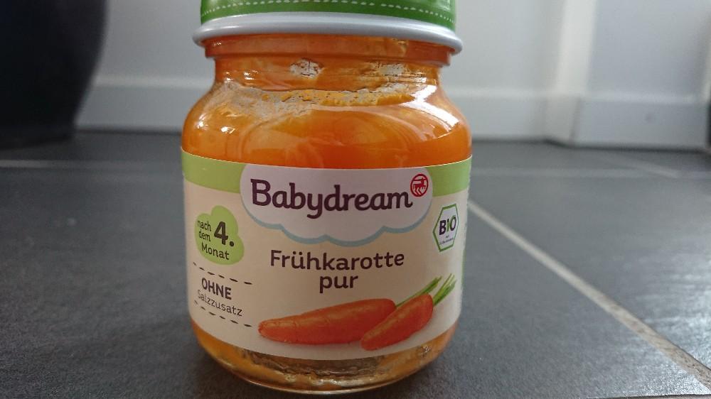 babydream Frühkarotten pur (Karottenpüree) von Raupentiger   Hochgeladen von: Raupentiger
