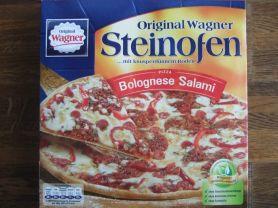 Steinofen Pizza, Bolognese Salami | Hochgeladen von: HJPhilippi