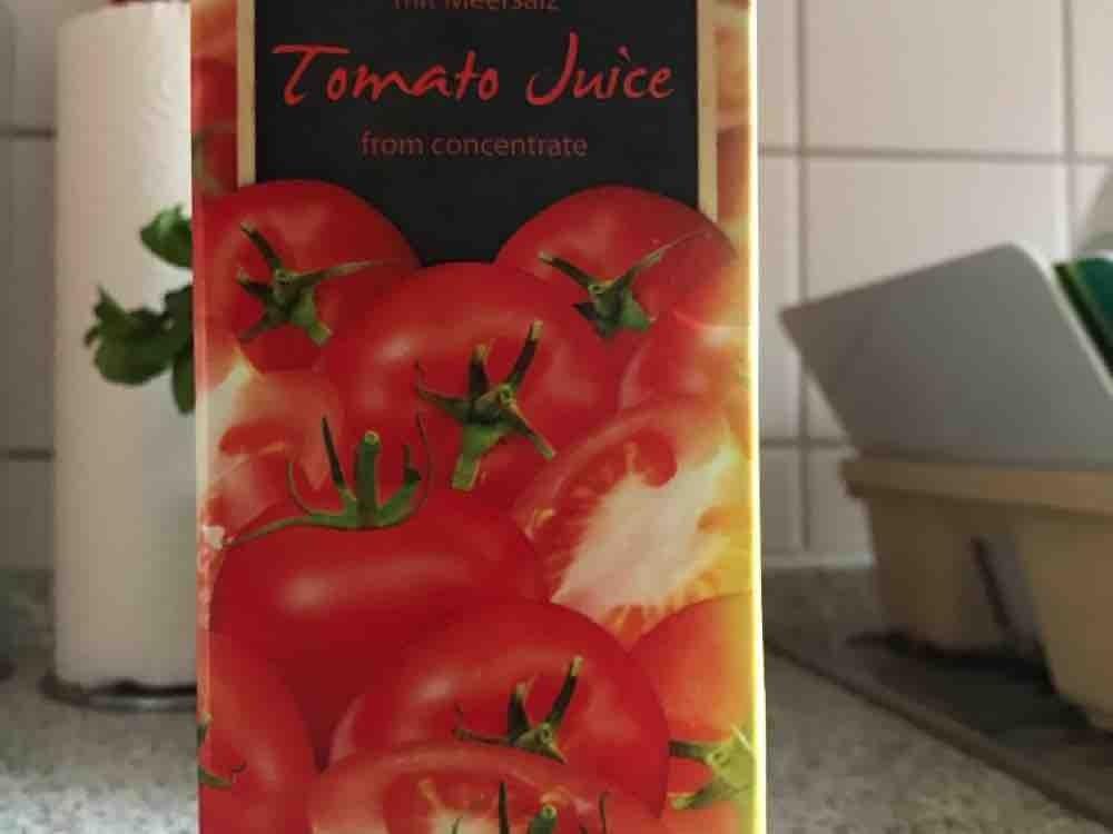 Tomatensaft, aus Tomatenkonzentrat von Inga70 | Hochgeladen von: Inga70