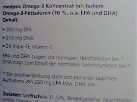 Omega 3 Konzentrat  | Hochgeladen von: Bernd R.