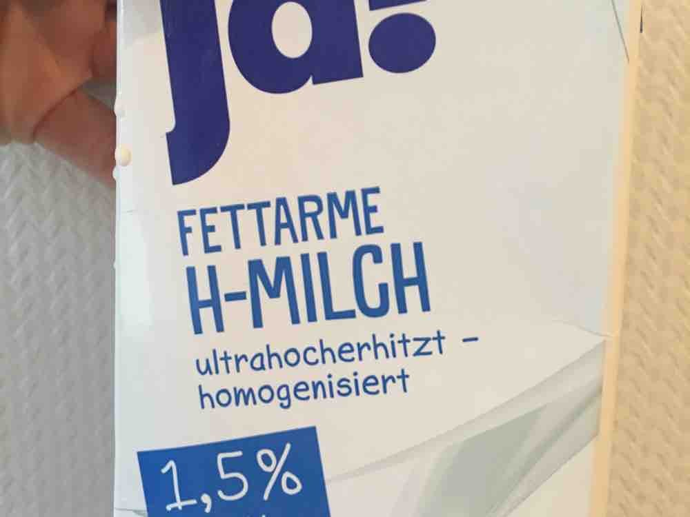Fettarme Milch, 1,5% Fett von pepper0803   Hochgeladen von: pepper0803