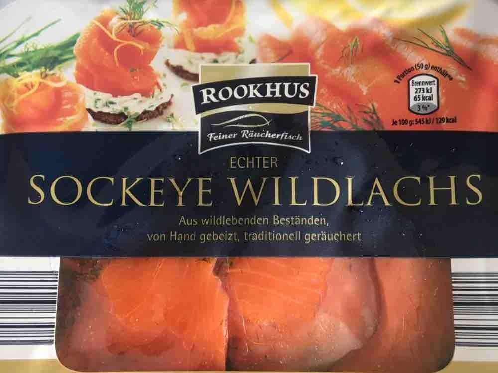 Sockeye Wildlachs, geräuchert von keule1349 | Hochgeladen von: keule1349